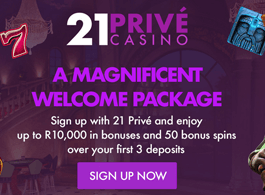 21Prive Mobile Casino