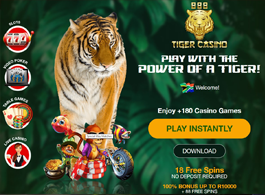 Tiger Casino Mobile