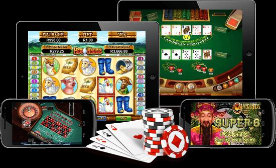 Poker set argos
