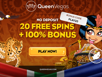 queen-vegas-website-screenshot
